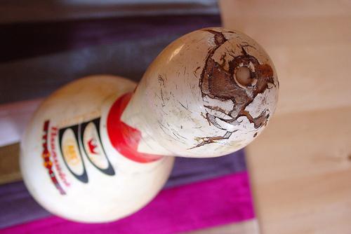 brunswick bowling pin