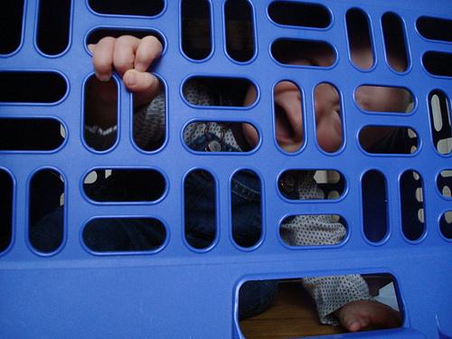 Babysitter basket